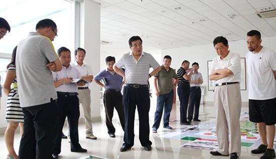 第十七届博览会筹备工作调度会召开