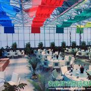 生态餐厅内景